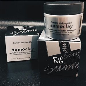 Bumble and bumble Sumoclay - Set of 2
